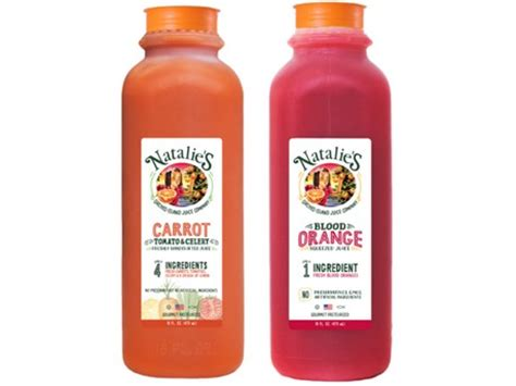 Shelf Of Orange Juice by Two New Juices Hitting The Shelves