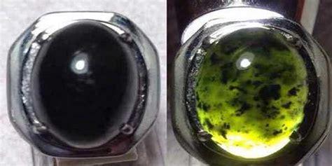Batu Black Jade Motif batu black jade