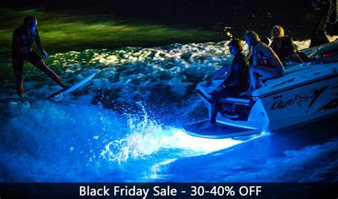 black friday boat sale black friday sale get 30 40 off all underwater led boat