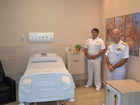 ladario carta hospital naval de lad 225 inaugura leitos humanizados