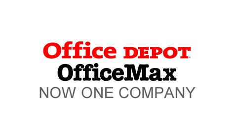 Office Depot Near Me Right Now Office Depot Officemax Ident 2015