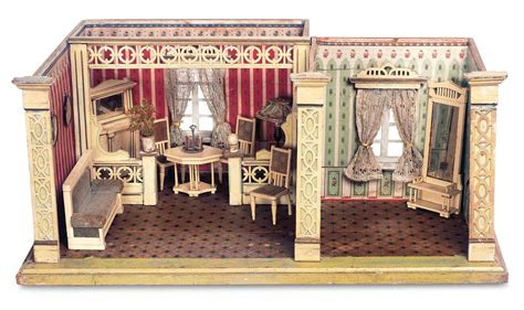 doll house rooms the boys collection 390 wonderful german wooden doll house rooms and furnishings by