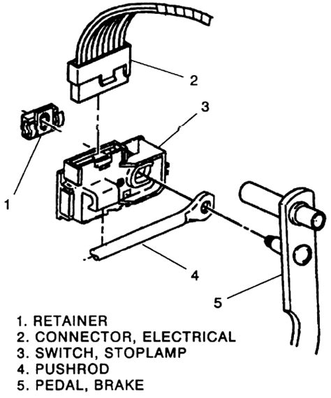 brake light switch autozone repair guides basic operating principles brake light