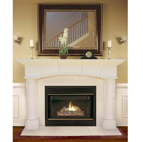 Barton Fireplaces by Mantelcreaft Barton Arch Mantel Surround