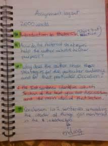 Notes On Essay Writing by My Notebook Nikoleta Marina G