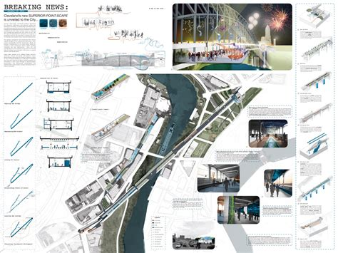 bridge design contest winner a n blog two designs take first at 2012 cleveland design