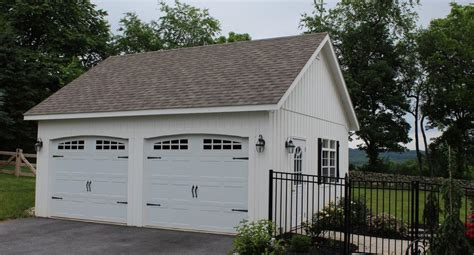 2 car garages affordable 2 car garage customized for you see prices