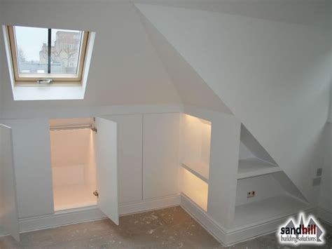 storage solutions for attic bedrooms 25 best ideas about eaves storage on pinterest loft