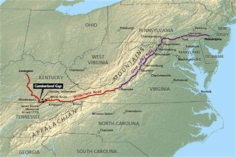 cumberland trail map 303 best mapping images on maps virginia map
