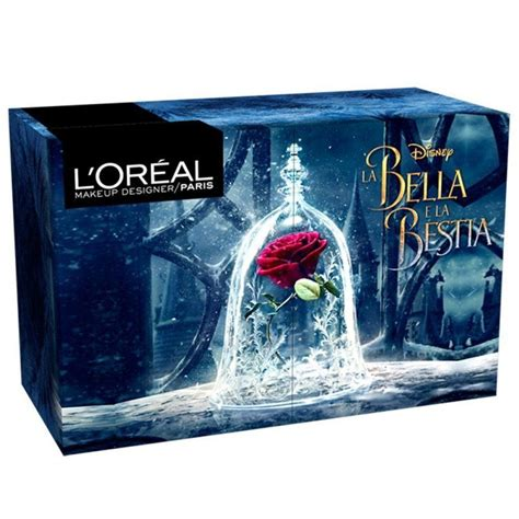 l from and the beast l oreal releases a and the beast makeup