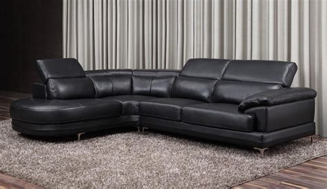 Oracle Leather Corner Sofa With Adjustable Headrest Top Best Leather Corner Sofas