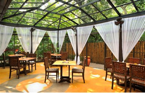 Garden Restaurant by Sewara Lodi The Garden Restaurant Design