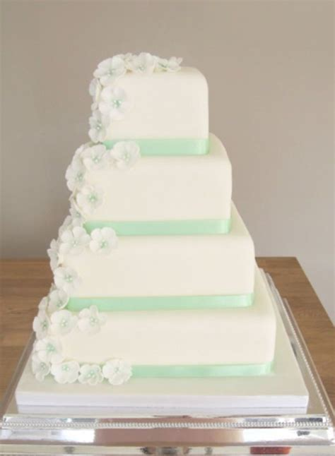 Hochzeitstorte Undone by 25 Best Ideas About Mint Wedding Cake On