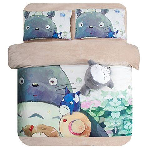 totoro bed sheets 17 best images about studio ghibli on pinterest studios