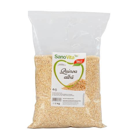 Quinoa 1 Kg quinoa alba 1kg sano vita