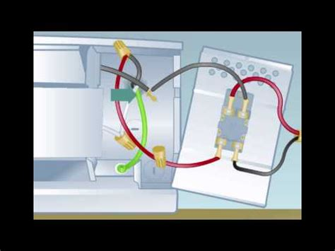 fahrenheat electric baseboard heater wiring diagram how to