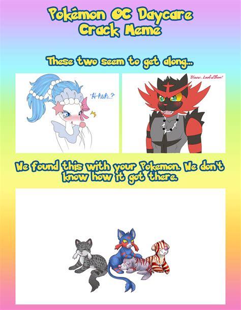 Pokemon Daycare Memes - daycare meme incineroarxprimarina version by tigersylveon