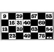 Cartones Bingo Online  E