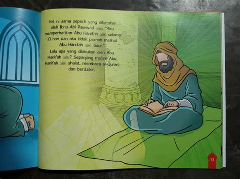 Serial Buku Anak Kisah 10 Sahabat Nabi Yang Dijamin Masuk Surga buku anak serial ulama ahlussunnah edisi 10 imam toko