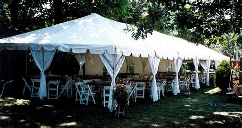 Wedding Tent Rentals by Outdoor Wedding Tents Size Does Matter