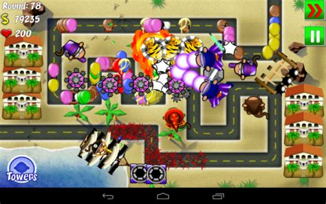 bloons td 4 apk free black and gold bloons tower defense 5 expansion files apk