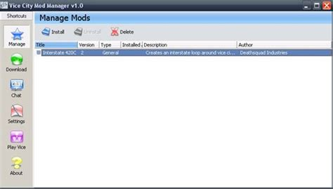 mod tools for vice city free download programs