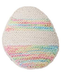 yarn egg pattern ravelry easter egg hotpad knit pattern by lion brand yarn