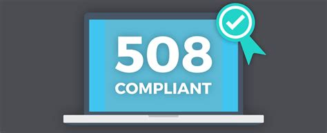 Section 508 Compliance Checklist by Agile Development Project Management Mobomo