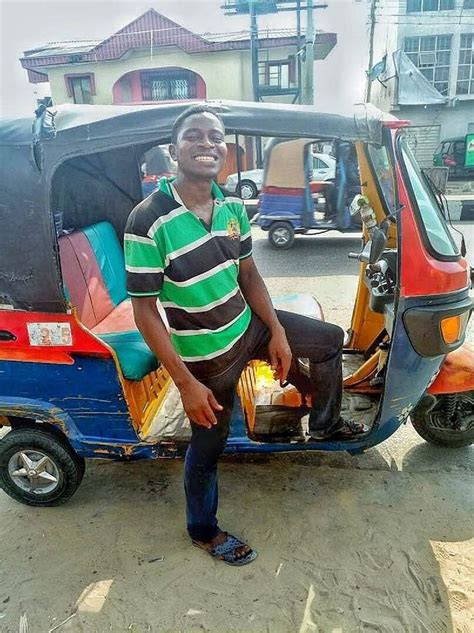 Uniport Mba by See Photos Of The Bright Uniport Graduate Who Drives Keke