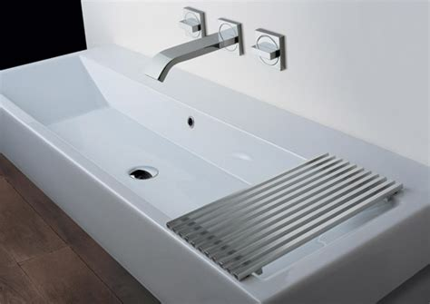 types of sinks bathroom wall mounted sinks