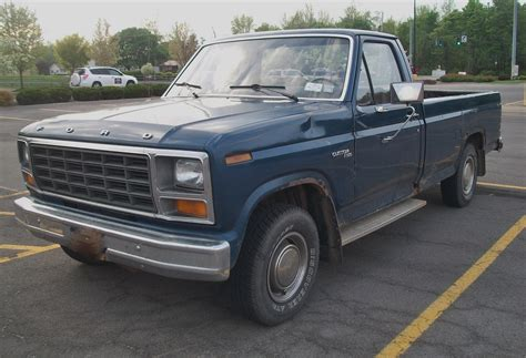 1981 Ford F150 by 1981 Ford F150 Stepside Autos Post