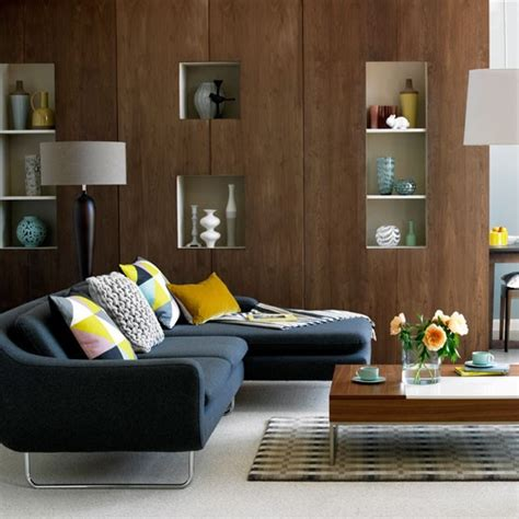 walnut furniture living room bespoke walnut living room living room idea housetohome co uk