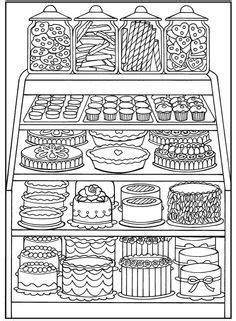 creative tea time coloring book coloring books 500 best food drink and cooking coloring pages images on