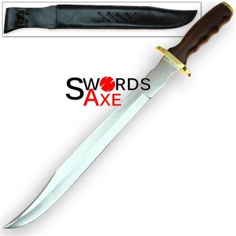 machete knifes jungle brush thrasher machete bowie knife