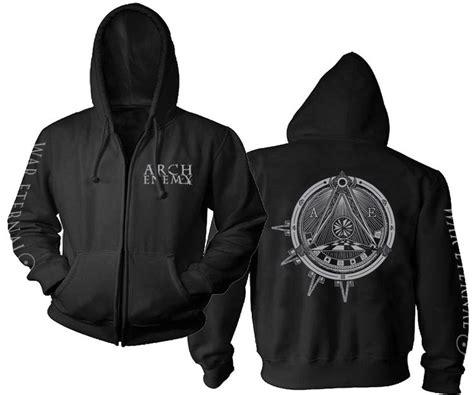 Hoodie Zipper Enemy Gg arch enemy war eternal logo zip hoodie for 42 95 http www jsrdirect merch arch enemy arch