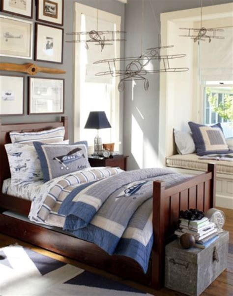 Boys And Airplanes Room Pottery Barn Kids Room Pinterest Pottery Barn Boys Rooms