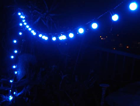 1 877 256 8578 Blue String Lights