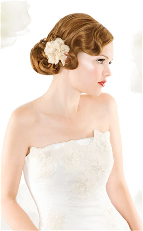 Wedding Hairstyles Vintage Wave by Marcel Waves And Finger Waves Hairstyles Of The 1920s
