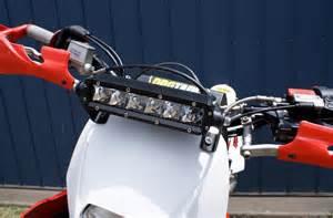 led light bar for dirt bike 20 quot inch led light bar single row spot flood combo 9800