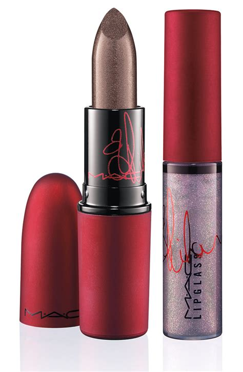 Makeup Viva rihanna for mac cosmetics viva glam popsugar