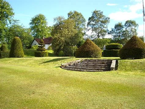 Green Garden Country Club by Gardens And Putting Green Picture Of Kilconquhar Castle