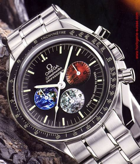 Win 7 Professional 3577 by Omega Speedmaster Moon To Mars S Watches