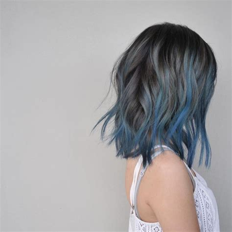 grey har diy with black streaks 25 best ideas about dying your hair grey on pinterest