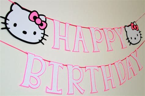hello birthday banner template free reserved listing for elaine