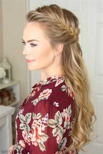 50 plus informal hair up styles everyday long hair ideas you will love