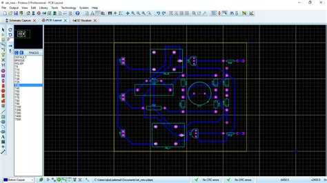 pcb design tutorial jones how to get size of pcb in proteus electrical engineering