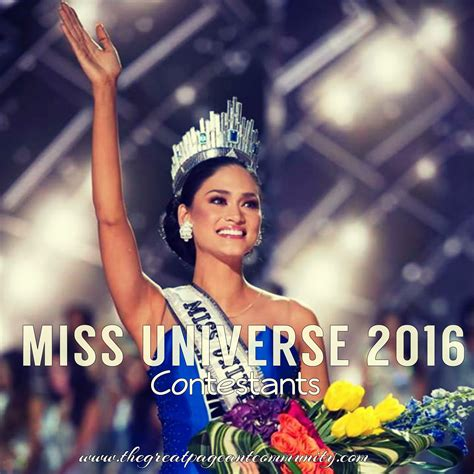 winner of miss universe 2016 miss universe pageant 2016 video search engine at search com