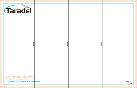 Accordion Gate Fold Card Template by Fold Brochure Template The Best Templates Collection