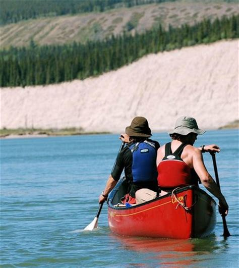 Cabin Fever Adventures by Yukon Canoe Trip Self Guided Cabin Fever Adventures