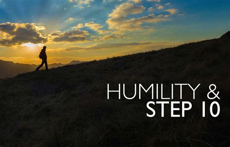 humility house humility and step 10